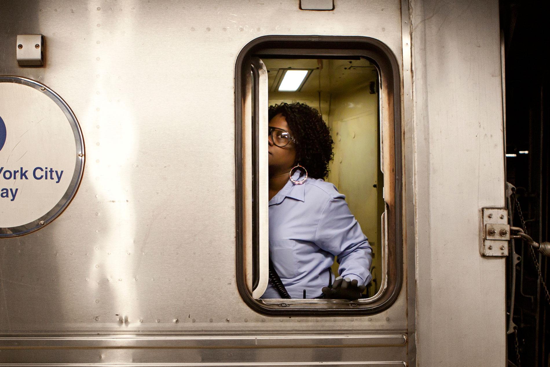 New York Subway Conductors – Copyright Janus van den Eijnden (18)