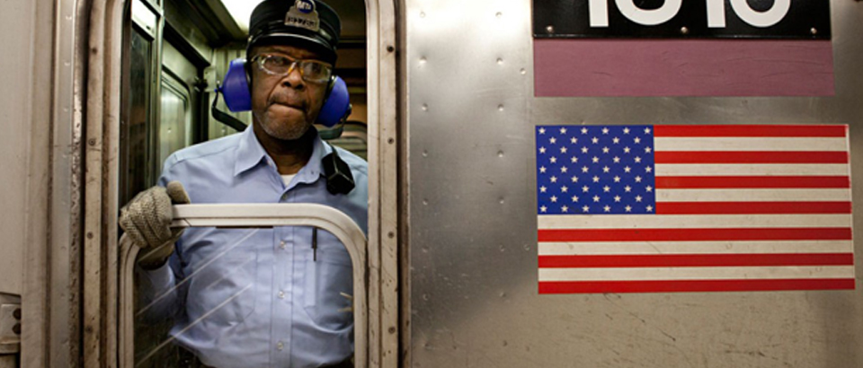 New York Subway Conducters